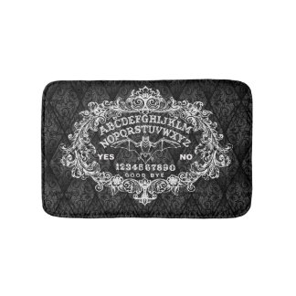 Baroque Witch Board bath Mat