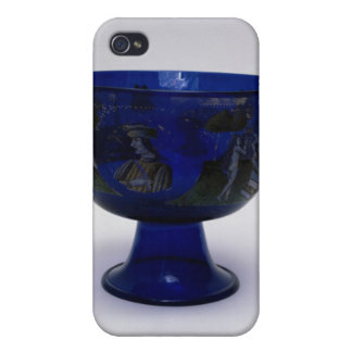 Barovier Cup', marriage cup with painted Case For iPhone 4
