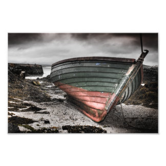 Barra Island Outer Hebrides Photo Print