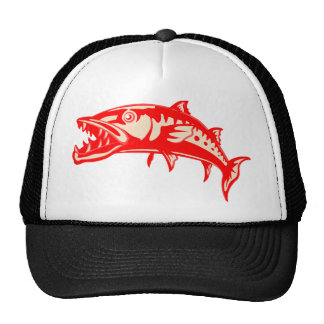 Barracuda Fish #6 Cap