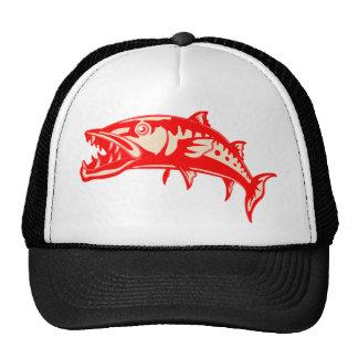Barracuda Fish #6 Cap