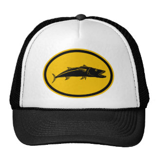 Barracuda Fish Cap