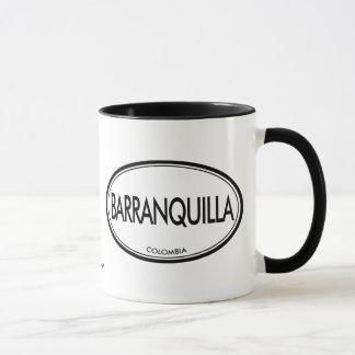 Barranquilla, Colombia Mug