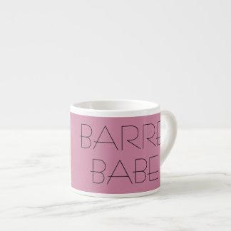 BARRE BABE MUG