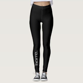 Barre. Leggings