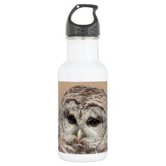 Barred Owl 532 Ml Water Bottle
