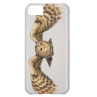 Barred Owl in Flight iPhone 5C Case