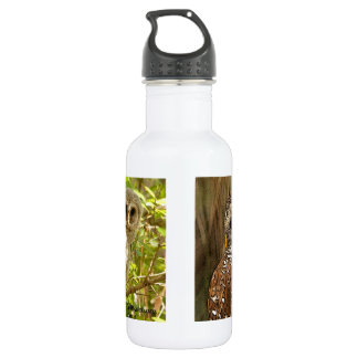 Barred Owls - two image SS bottle