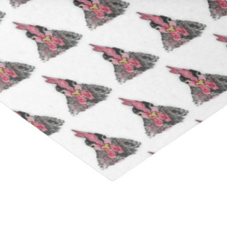 Barred Rock Tissue Paper