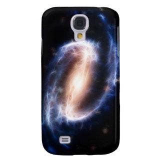Barred Spiral Galaxy Samsung Galaxy S4 Cover