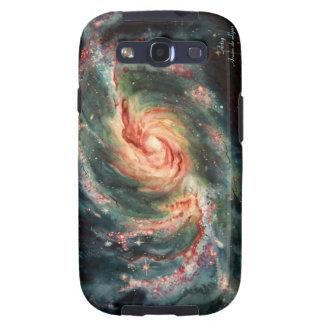 Barred Spiral Galaxy Galaxy S3 Cover