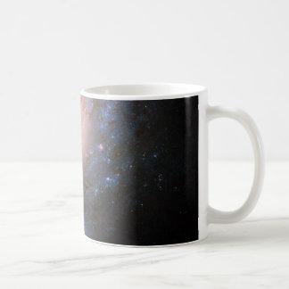 Barred Spiral Galaxy NGC 6217 Mugs