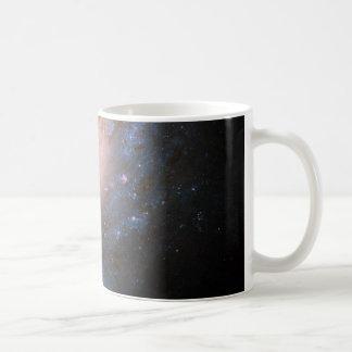 Barred Spiral Galaxy NGC 6217 Coffee Mugs