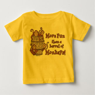 Barrel of Monkeys toddler t-shirt