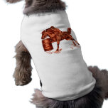 Barrel Racing Pet Clothing