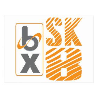 Barrel X SK8 Design Post Cards