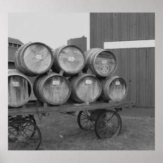 Barrels #1 poster
