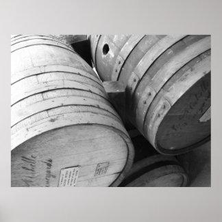 Barrels #2 poster
