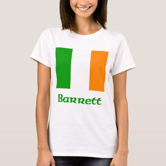 Barrett Irish Flag T-Shirt