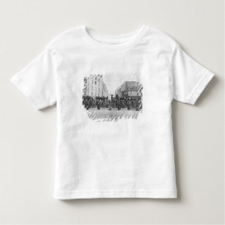 Barricade at the Faubourg Saint-Antoine Toddler T-Shirt