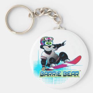 Barrie Bear™ Keychain