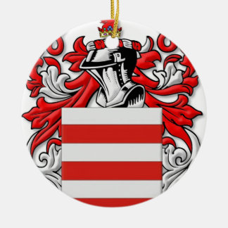 Barrie Coat of Arms Christmas Tree Ornament