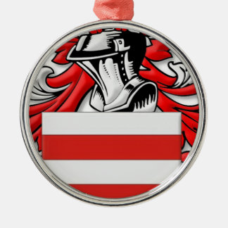 Barrie Coat of Arms Christmas Tree Ornaments