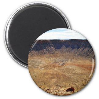 Barringer Meteorite Crater Magnets
