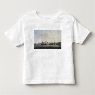 Barrington's Action at Santa Lucia, 1778 Toddler T-Shirt