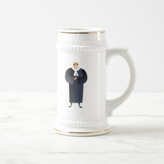 Barrister Beer Stein