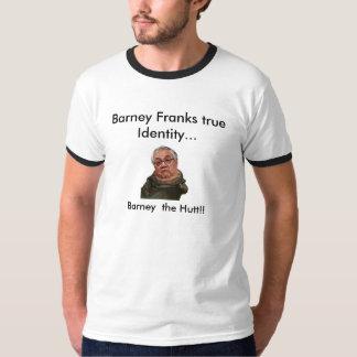 BarrnytheHutt, Barney Franks true Identity..., ... T-Shirt