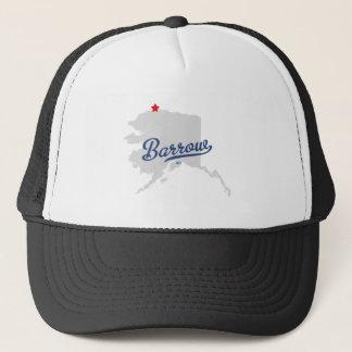 Barrow Alaska AK Shirt Trucker Hat