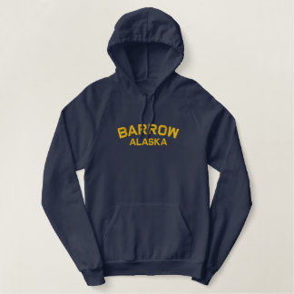 Barrow Alaska Embroidered Shirt