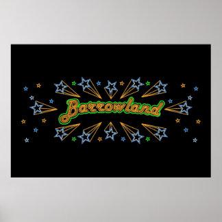 Barrowlands Ballroom Poster