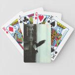 Barrow's Gold-en-eye #02 Deck Of Cards