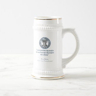 Barry Goldwater Quote Big Government Coffee Mugs