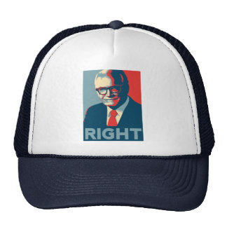 Barry Goldwater Right Cap