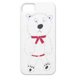 Barry iPhone SE/5/5S Case For The iPhone 5