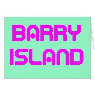 Barry Island2 Greeting Card