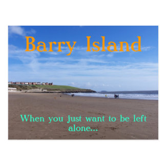 Barry Island Postcard