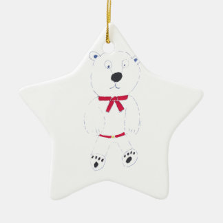 Barry Star Christmas Tree Decoration