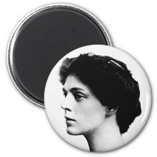 Barrymore Ethel American Actress Fridge Magnets