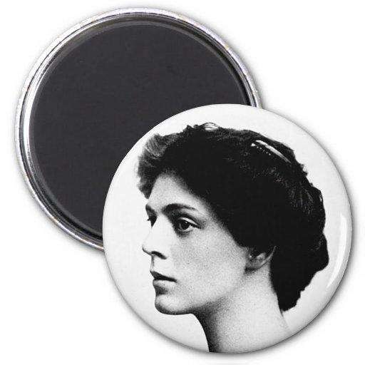 Barrymore ~ Ethel American Actress Fridge Magnets