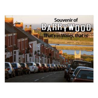 Barrywood postcard