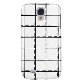 Bars and Dashes iPhone3/3GS Case