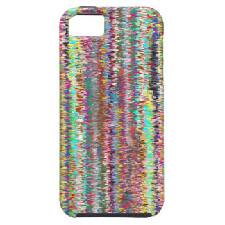 Bars mess strips iPhone 5 cover