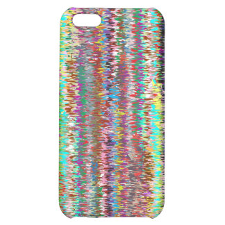 Bars mess strips iPhone 5C cover
