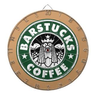 Barstucks Coffee Dartboards