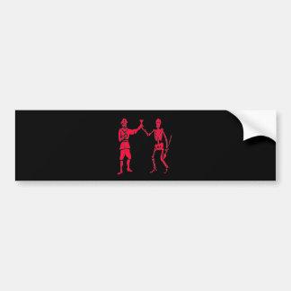 Bart Roberts #2- Red Bumper Sticker