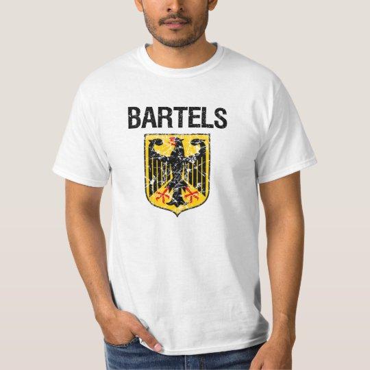 Bartels Last Name T-Shirt